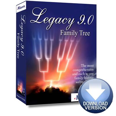 Legacy Deluxe 9.0