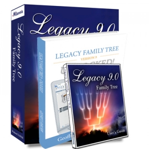 legacy 9 0 deluxe bundle software for pc on cd download printed